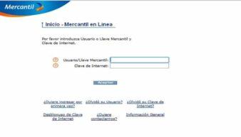mercantil en línea