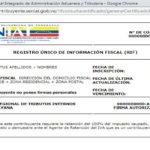 Cómo Hacer La Consulta De Rif (Seniat) Por Nombre O Domicilio Fiscal
