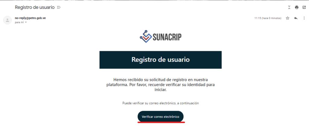 Registrarse PetroApp Pasos