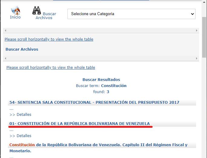 como descargar la constitucion de venezuela